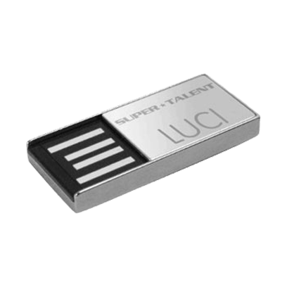 LUCI USB stick for LUCI LIVE or LUCI Studio software to use as a dongle.