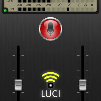 LUCI LIVE LITE point to point live audio over IP broadcasting software.
